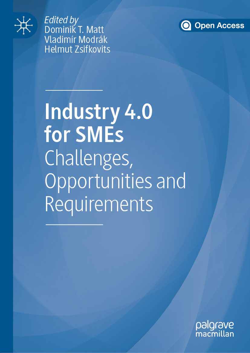 Industry4.0 for SMEs - Cover